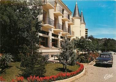 """CPSM FRANCE 66 """"Amélie les Bains, Hotel Castel Emeraude"""""""