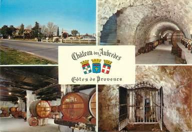 """CPSM FRANCE 83 """"Le Puget sur Argens, Domaines Fleurquin"""""""