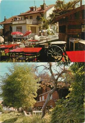 """CPSM FRANCE 74 """"Neuvecelle sur Evian, Restaurant Le Moulin à Poivre"""""""