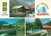 "05 Haute Alpe CPSM FRANCE 05 ""Vallouise, Hotel Les Vallois"""