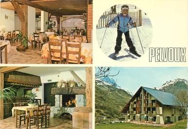 "CPSM FRANCE 05 ""Pelvoux, Hotel restaurant la Condamine"""