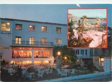 """CPSM FRANCE 17 """"Saint Pierre d'Oléron, Hotel face aux Flots"""""""