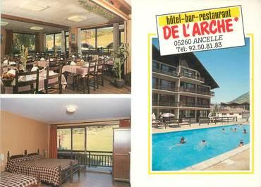 """CPSM FRANCE 05 """"Ancelle, Hotel de l'Arche"""""""