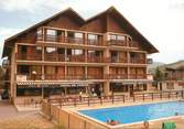 "05 Haute Alpe CPSM FRANCE 05 ""Ancelle, Hotel L'Arche"""