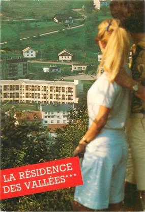 """CPSM FRANCE 88 """"La Bresse, Hotel des Vallées"""""""