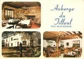 "70 Haute SaÔne CPSM FRANCE 70 ""Ray sur Saone, le restaurant Auberge du Tilleul"""