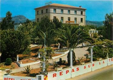 "CPSM FRANCE 83 ""Sanary, Hotel du Parc"""