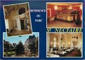 """63 Puy De DÔme CPSM FRANCE 63 """"Saint Nectaire, la Résidence du Parc"""""""
