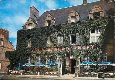"CPSM FRANCE 50 ""Pontorson, Hotel des Montgomery"""