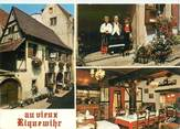 "68 Haut Rhin CPSM FRANCE 68 ""Riquewihr, Restaurant Au Vieux Riquewihr"""