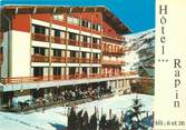 "73 Savoie CPSM FRANCE 73 ""Valloire, Hotel Rapin"""
