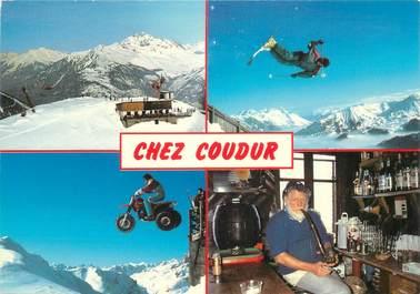 """CPSM FRANCE 73 """"La Toussuire, Restaurant Les Carlines"""""""