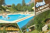 "74 Haute Savoie CPSM FRANCE 74 ""Chatel, camping l'Oustalet"""