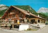 """74 Haute Savoie CPSM FRANCE 74 """"La Chapelle d'Abondance, Hotel l'Ensoleillée"""""""