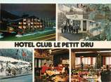 """74 Haute Savoie CPSM FRANCE 74 """"Morzine, Hotel club le Petit Dru"""""""