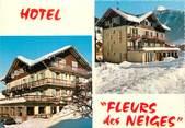 """74 Haute Savoie CPSM FRANCE 74 """"Morzine, Hotel Fleurs des neiges"""""""