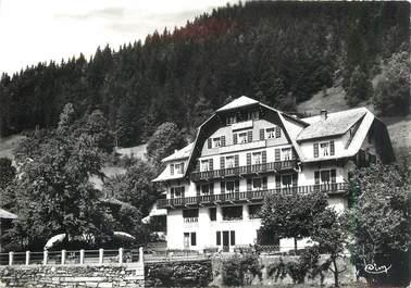 "CPSM FRANCE 74 ""Morzine, Hotel Beau Regard"""