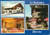 """74 Haute Savoie CPSM FRANCE 74 """"Morzine, Hotel Le Belvédère"""""""