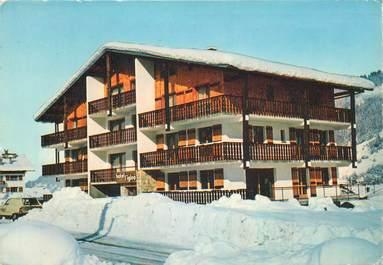 "CPSM FRANCE 74 ""Morzine, Hotel L'Igloo"""