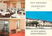 "64 PyrÉnÉe Atlantique CPSM FRANCE 64 ""Ainhice Mongelos, Hotel restaurant Zuentzat"""