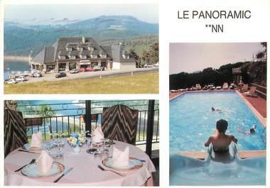 "CPSM FRANCE 15 ""Saint Flour, Hotel le Panoramic"""
