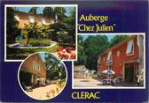 """17 Charente Maritime CPSM FRANCE 17 """"Clérac, Auberge Chez Julien"""""""