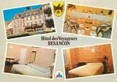 """25 Doub CPSM FRANCE 25 """"Besançon, Hotel des Voyageurs"""""""