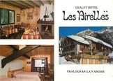 """73 Savoie CPSM FRANCE 73 """"Pralognan, Chalet Hotel les Airelles"""""""