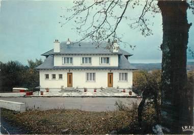 """CPSM FRANCE 12 """"Saint Martin des Eaux, Hotel Terral"""""""