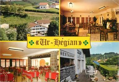 """CPSM FRANCE 64 """"Dancharia, Restaurant Ur Hegian"""""""