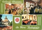 "68 Haut Rhin CPSM FRANCE 68 ""Mulhouse, Auberge alsacienne du Zoo"""