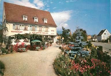"""CPSM FRANCE 68 """"Ammerschwihr, restaurant aux Trois Merles"""""""