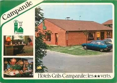 """CPSM FRANCE 59 """"Villeneuve d'Ascq, Hotel Campanile"""""""