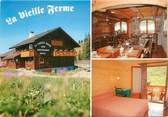 """74 Haute Savoie CPSM FRANCE 74 """"Manigod, Hotel restaurant La Vieille ferme"""""""