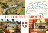 "74 Haute Savoie CPSM FRANCE 74 ""Messery, restaurant le Tourne Broche"""