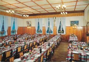 """CPSM FRANCE 64 """"Eaux Bonnes, Restaurant le relais d'Ossau"""""""