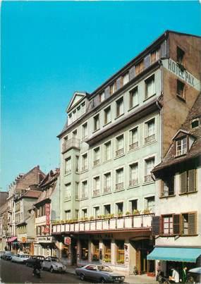 "CPSM FRANCE 67 ""Strasbourg, Hotel restaurant Pax"""