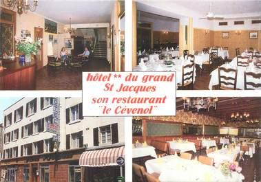 "CPSM FRANCE 26 ""Valence, Hotel du Grand Saint Jacques"""