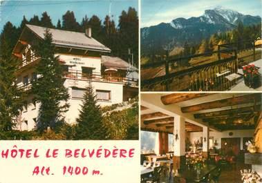 """CPSM FRANCE 38 """"Saint Pierre de Chartreuse, Hotel le Belvédère"""""""