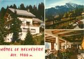 """38 Isere CPSM FRANCE 38 """"Saint Pierre de Chartreuse, Hotel le Belvédère"""""""