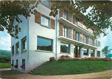 "CPSM FRANCE 15 ""Polminhac, Hotel au Bon Accueil"""