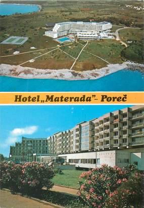 """CPSM YOUGOSLAVIE """"Plava Laguna, Hotel Materada"""""""