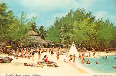 "CPSM BAHAMAS ""Paradise Beach"""