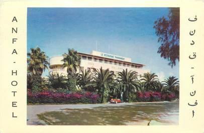 """CPSM MAROC """"Casablanca, Anfa Hotel"""""""