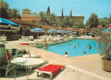 "CPSM MAROC ""Marrakech, Hotel Es Saadi"""