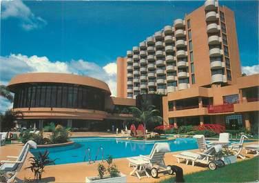 """CPSM GABON """"Franceville, Hotel Leconi Palace"""""""