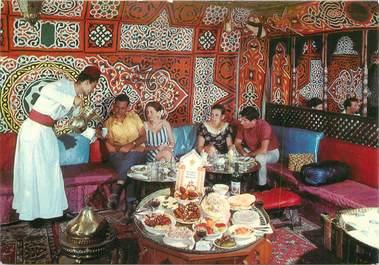 "CPSM ISRAEL ""Jerusalem, restaurant oriental"""