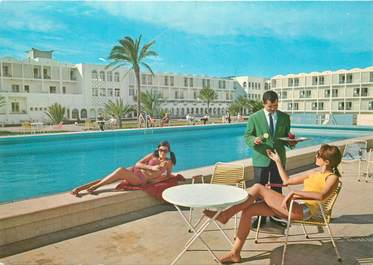 "CPSM TUNISIE ""Djerba, Hotel Ulysse"""