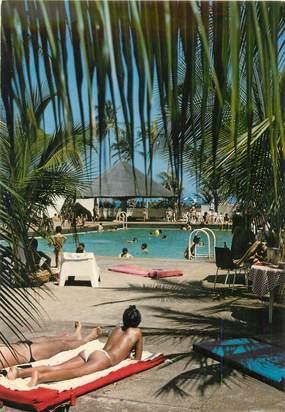 """CPSM COTE D'IVOIRE """"Abidjan, Hotel Palm Beach"""""""