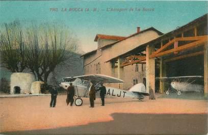 """CPA FRANCE 06 """"Cannes la Bocca, l'Aéroport"""""""
